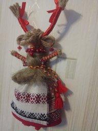 Рождественская коза